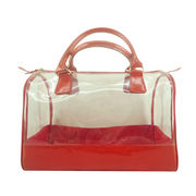 Fashionable Clear Beach Bag from China (mainland)