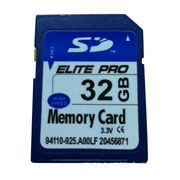 SD Memory Card from China (mainland)
