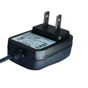 AC/DC Switching Adapters for USA, Canada Market with UL/cUL, RoHS, FCC Marks