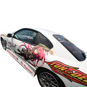 Hot sale custom waterproof/printed car sticker from China (mainland)