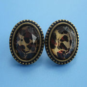 Fashionable Antique Bronze Earrings from China (mainland)
