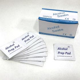 70% Isopropyl Alcohol prep pad