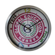 Round Wall Clock from China (mainland)