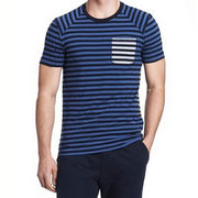Men's short-sleeved T-shirt from China (mainland)