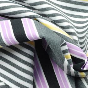 Auto Stripe Jersey Fabric Lee Yaw Textile Co Ltd
