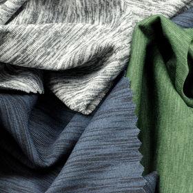 Heather Jersey Fabric from Taiwan