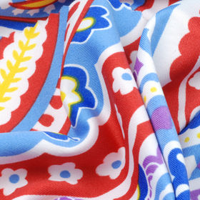 Printed Jersey Fabric, Made of 92% Poly + 8% Spandex with Anti-Bacterial and Wicking from Lee Yaw Textile Co Ltd