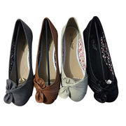 Women Flat Casual Shoes from China (mainland)