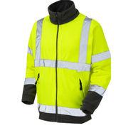 EN 471 Class 3 Fleece Jacket Manufacturer