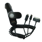 Car Charger for iPad Mini from China (mainland)