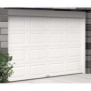 Auto garage door with OEM service