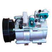 Auto air conditioner compressors from China (mainland)