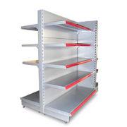 Double-sided Gondola Shelf Manufacturer