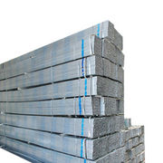 Galvanized square tube from China (mainland)