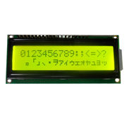 LCM STN Character LCD Module from China (mainland)