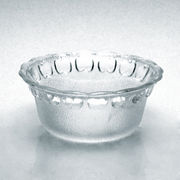 Hot sale glass cake plates, weighs 194g