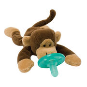 Cute Monkey baby pacifiers holder from China (mainland)