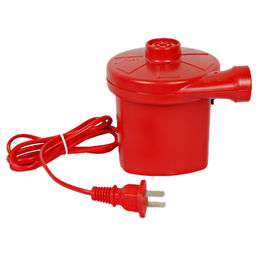 Electric air bed pump