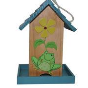 Wooden bird feeder from China (mainland)