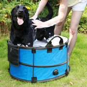 Durable Foldable Outdoor Pet Bathtub from China (mainland)