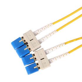 China Duplex Fiber Patch Cords
