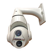 Auto Tracking Camera with Surge Protection and 580TVL Color Image Resolution