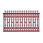 Aluminum garden fences from China (mainland)