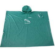 100% PVC adult raincoats poncho from China (mainland)
