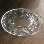 Glass fruit tray from China (mainland)
