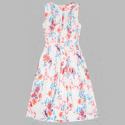 Printed women fancy dresses from China (mainland)