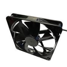 140*140*25mm 12V Brushless DC axial fan Manufacturer