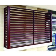Hot-dipped zinc steel blind from China (mainland)