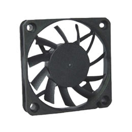 12V DC 60*60*10mm Brushless DC cooling fan from China (mainland)