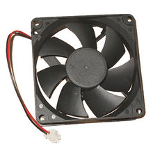 80*80*25mm Brushless DC axial fan from China (mainland)