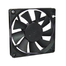 12V DC 80*80*15mm brushless DC ventilation fans from China (mainland)