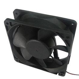 China 120*120*38mm 12V Brushless DC cooling fans