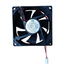 80*80*25mm 12V brushless DC fan from China (mainland)