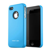 Gloss Slim Fit Hard Case for iPhone 4/4S from South Korea