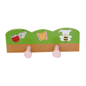 Wooden Stable and Cute Coat Hooks Manufacturer