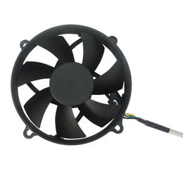 12V 92*25mm Brushless DC cooling fans from China (mainland)