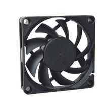 China 12V 70*70*15mm brushless DC cooling fans