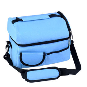 Insulated Cooler Bag, Made of 600D Oxford Material, Special for Kids Keeper from Fuzhou Oceanal Star Bags Co. Ltd