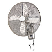 China 20-inch Industrial Wall Fan, 220-240V/50Hz, 70W, Motor with Pure Copper Wire