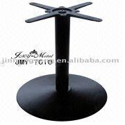 Cast Iron Table Base Manufacturer