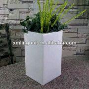 Small Fiberglass Decorative Indoor Plant Pots | Global Sources