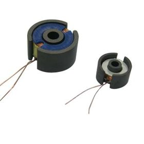 China High inductivity and sensitivity coils with ferrite pot core, for proximity switches application