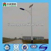 914191dea529 Proveedores de China Alumbrado público galvanizado postes ...