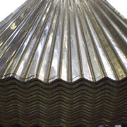 Galvanized corrugated plate from China (mainland)