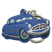 Car shape PVC key chain from China (mainland)