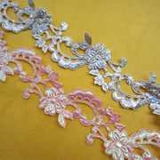 Laser-cut Lace Trims from China (mainland)